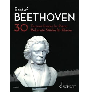 Hal Leonard HL49046361 Best of Beethoven, Piano Collection
