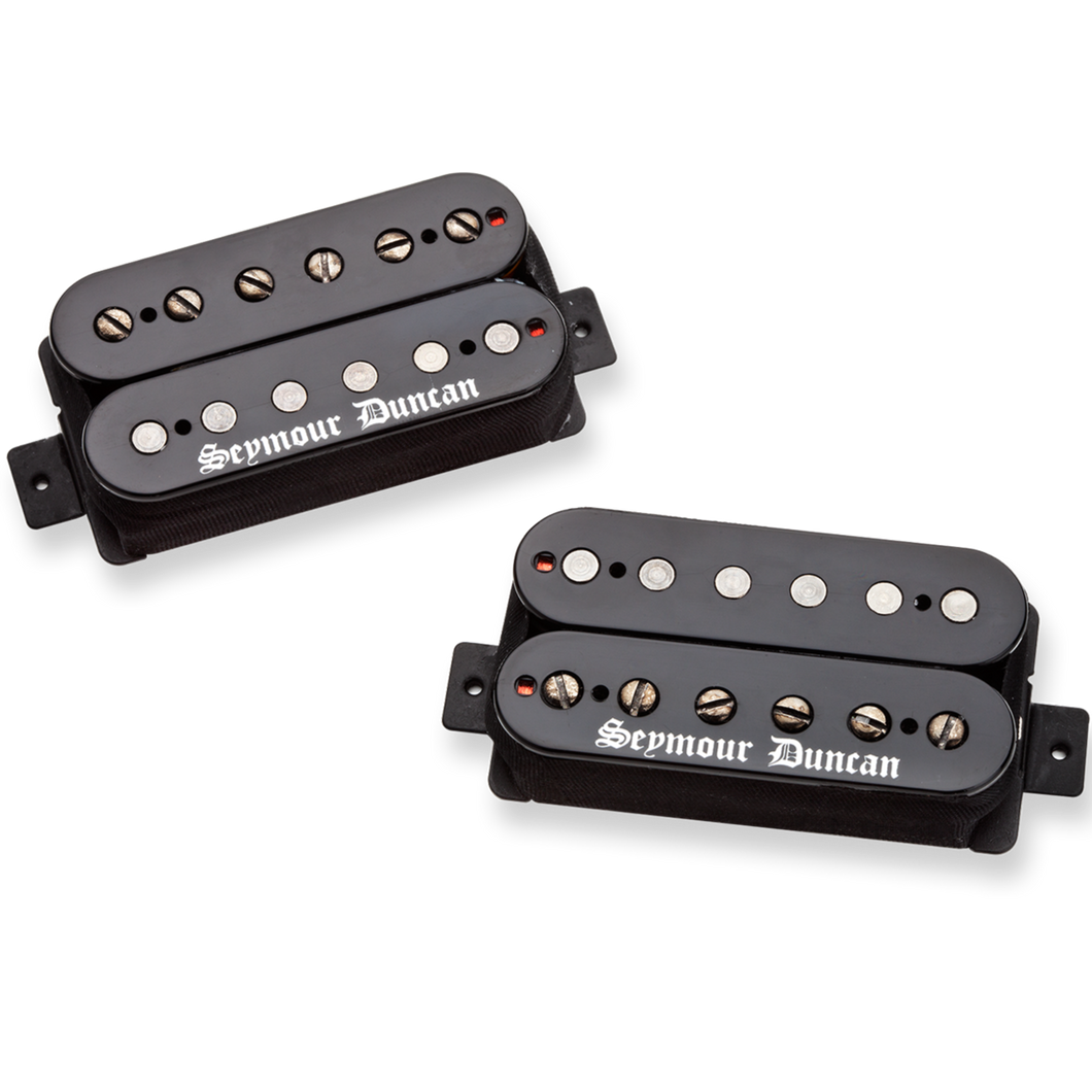 Seymour Duncan 11102-92-B Black Winter Set Black