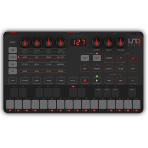 IK Multimedia IP-UNO-SYNTH-IN Uno Synth Analog Synthesizer