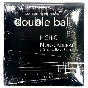 Steinberger SST-110 5-String DoubleBall™ Bass Guitar Strings - High C