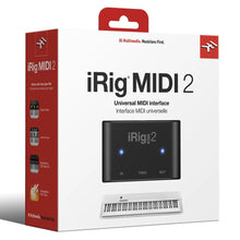 Load image into Gallery viewer, IK Multimedia IP-IRIG-MIDI2 Universal MIDI Interface