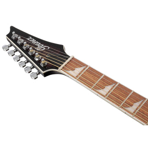 Ibanez ALT30FMTKS Altstar Acoustic-Electric Guitar, Flame Maple Top, Transparent Black Sunburst High Gloss