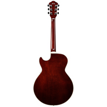 Load image into Gallery viewer, Ibanez GB10EMAA George Benson Signature 6str Hollow Body - Antique Amber