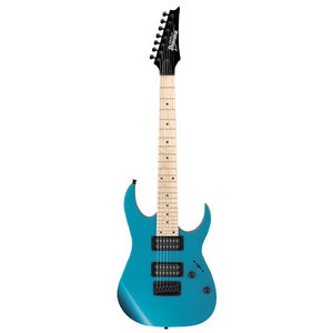 Ibanez GRG7221MMLB Gio RG 7 string, Metalic Light Blue, Maple