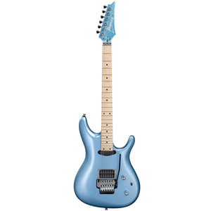 Ibanez JS140MSDL Joe Satriani Premium Signature Electric Guitar, Soda Blue