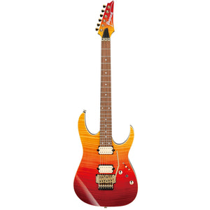 Ibanez RG420HPFMALG RG High Performance Electric Guitar, Autumn Leaf Gradation