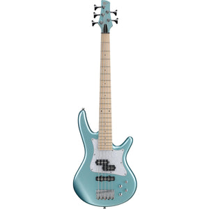 "Ibanez SRMD205SPN SR Mezzo 5-string 32"" Scale Electric Bass, Sea Foam Pearl Green"