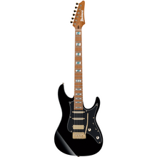 Load image into Gallery viewer, Ibanez THBB10 Tim Henson Signature Guitar, HSS, Notorious PU, w/ Trem, Black