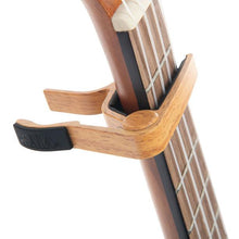 Load image into Gallery viewer, Kala Kala K-CAPO-BCW Ukulele Capo, Beechwood - Easy Music Center