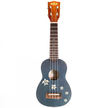 Load image into Gallery viewer, Kala KA-HI-HONU-S Soprano Mahogany Ukulele with Honu Design