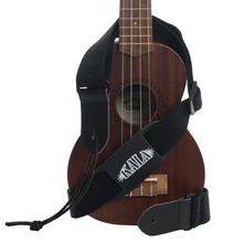 Load image into Gallery viewer, KALA K-STPC-BK Ukulele Strap - Black
