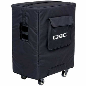 Qsc KS212C-CVR Padded Weather Resistant Cover for KS212C