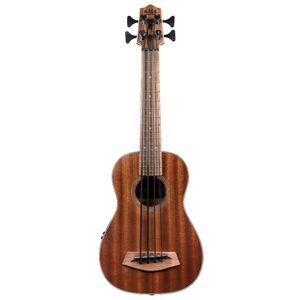 Kala Kala UBASS-SMHG-FS Acoustic-Electric U-Bass Ukulele - Easy Music Center