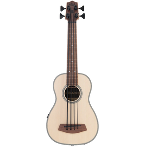 Kala Kala UBASS-SSMHG-FL U-BASS Acoustic-Electric Fretless Bass - Easy Music Center