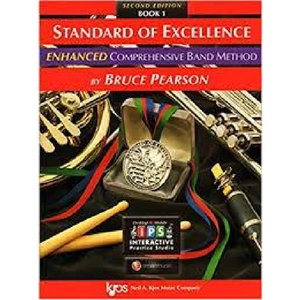 Kjos PW21BN Standard of Excellence Enhanced Band Method - Bassoon