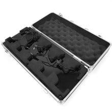 Load image into Gallery viewer, Rowin LC-100 Pedal Board Case for 5 Mini Pedals