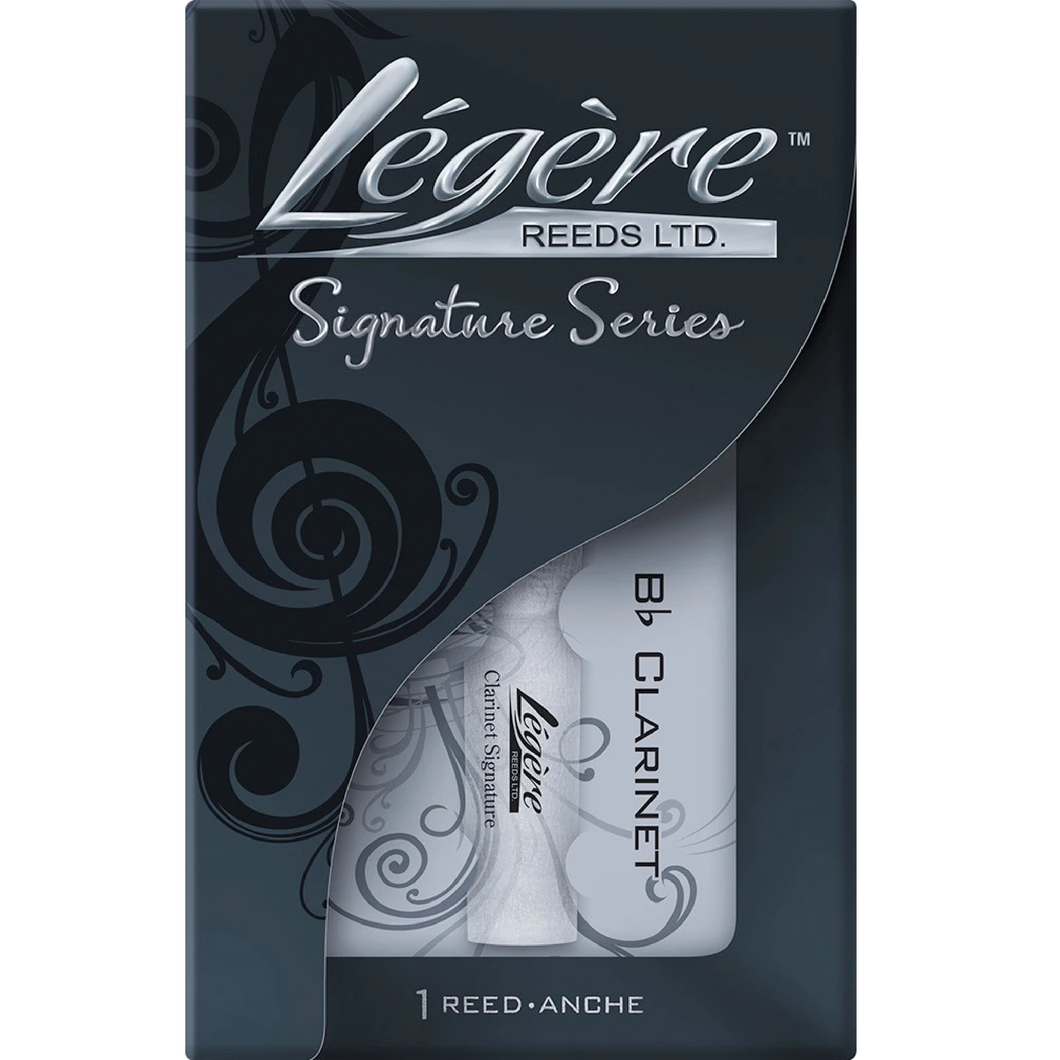 Legere BBSS2.25 #2.25 Signature Bb Clarinet Reed