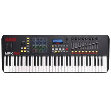 Load image into Gallery viewer, Akai MPK261 61-key Performance Keyboard Controller