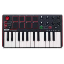 Load image into Gallery viewer, Akai MPKMINIMK2 Compact Keyboard and Pad Controller