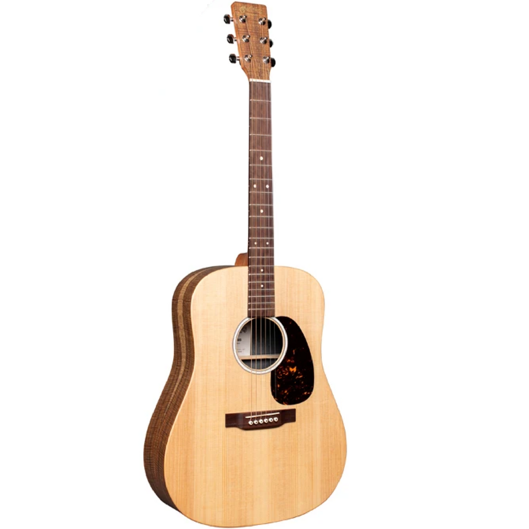 Martin D-X2E-KOA X-Series Dreadnought Acoustic-Electric Guitar