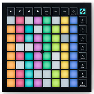 Novation LAUNCHPADX 64-pad MIDI grid controller for Ableton Live