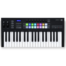 Load image into Gallery viewer, Novation LAUNCHKEY37MK3 Midi Keyboard Controller 37-Key