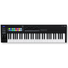 Load image into Gallery viewer, Novation LAUNCHKEY61MK3 Midi Keyboard Controller 61-Key