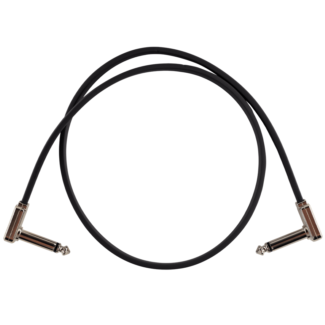 "Ernie Ball P06228 24"" Single Flat Ribbon Patch Cable"