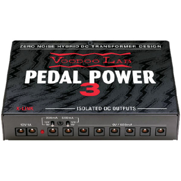 Voodoo Lab PP3 Pedal Power 3