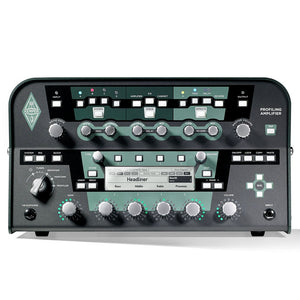 Kemper PROFILER-HEAD-B Amp Head Format Multi-Effects Processor and Preamp, Black