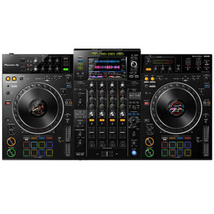 Pioneer XDJ-XZ Professional all-in-one DJ system, 4-channel, (Black)