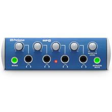 Load image into Gallery viewer, PreSonus HP4 4-Channel Headphone Amp