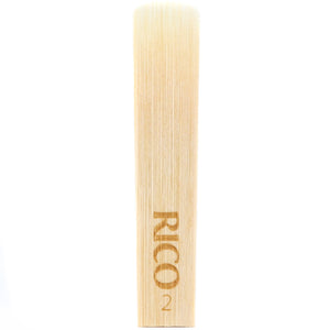 Rico RBA-20-SINGLE Single 2.0 Reed for Eb Soprano Clarinet