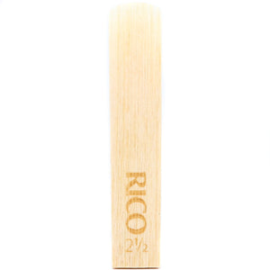 Rico RBA-25-SINGLE Single 2.5 Reed for Eb Soprano Clarinet