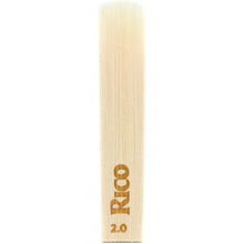 Load image into Gallery viewer, Rico RCA-20-SINGLE Single 2.0 Reed for Bb Soprano Clarinet