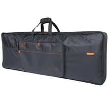 Load image into Gallery viewer, Roland CB-B61 61-key Keyboard Bag with backpack straps - Black Series