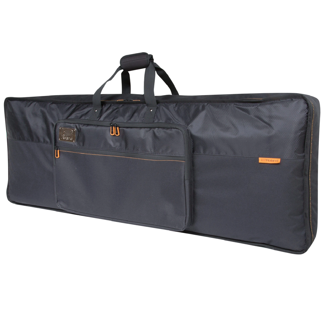 Roland CB-B61 61-key Keyboard Bag with backpack straps - Black Series 41.5 in. x 13 in. x 5.25 in.