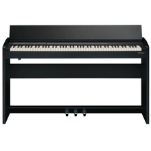 Load image into Gallery viewer, Roland F-140R-CB 88-Key Digital Piano, Contemporary Black