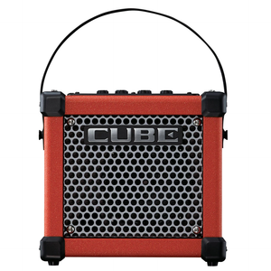 Roland Micro M-CUBE-GXR Battery Powered Combo Amp, Red
