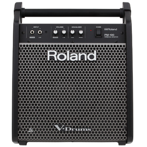 "Roland PM-100 80-Watt 10"" Powered Personal Drum Monitor"