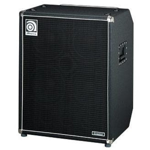 "Ampeg SVT-410HLF 4-10"" Ported, Horn-loaded Speaker Cabinet, 500W RMS, SVT-CL"