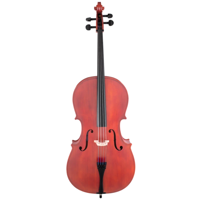 Scherl & Roth SR44E3H 3/4 Cello Outfit