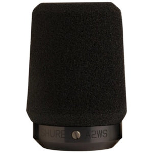 Shure A2WS-BLK Windscreen for 545 SM57 Black