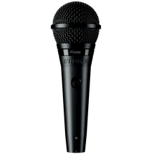 Load image into Gallery viewer, Shure PGA58-XLR Cardioid Dynamic Vocal Microphone with XLR Cable