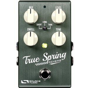 Source Audio SA247S OS True Spring Reverb (w/ Tap Switch)