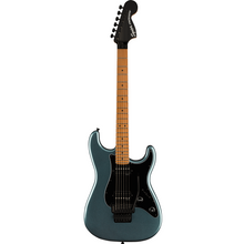 Load image into Gallery viewer, Squier 037-0240-568 Contemporary Strat w/ Trem, HH, Roated MN, Gunmetal Metallic