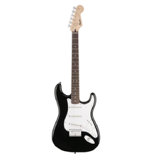 Load image into Gallery viewer, Squier 037-1001-506 Bullet Strat HardTail BLK