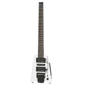 "Steinberger GTPROWH1 Spirit GT-PRO ""DELUXE"" Electric Guitar, White"