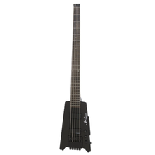"Load image into Gallery viewer, Steinberger XTSTD5BK1 Spirit XT-25 ""STANDARD"" 5-String Electric Bass, Black"