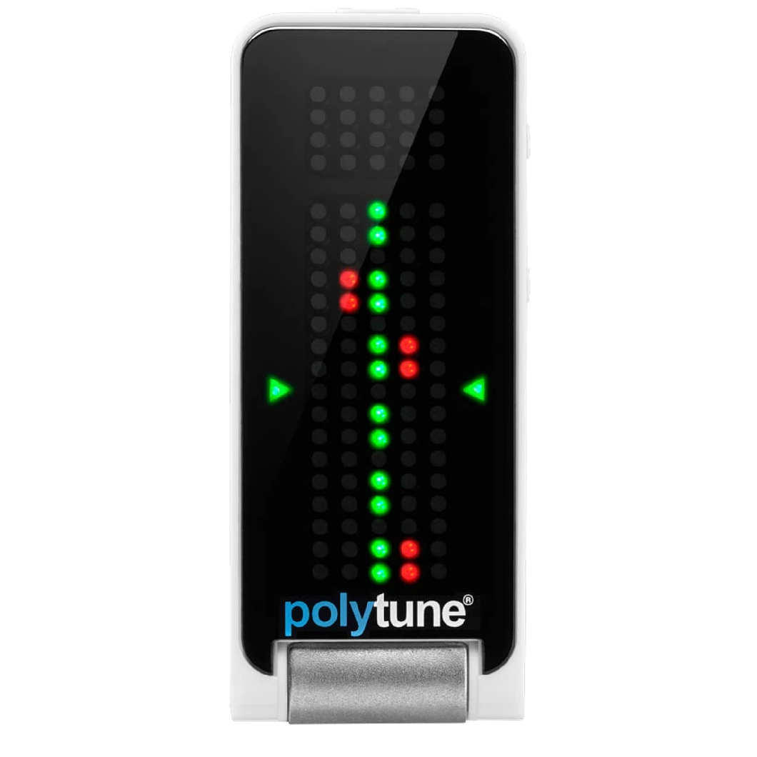 TC Electronics 966-111001 PolyTune™ Clip-on Tuner